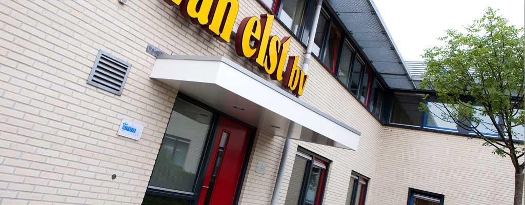 van Elst Apeldoorn | vanelst hoofdingang - schumanpark 75 - apeldoorn