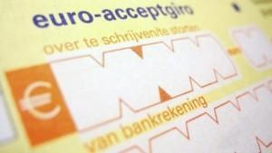 versturen ola of acceptgiro printen door van Elst Grafische afwerking Apeldoorn